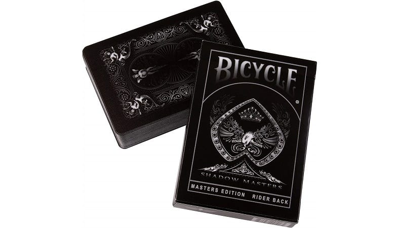 ELLUSIONIST SHADOW MASTERS PLAYING CARDS, BY BICYCLE