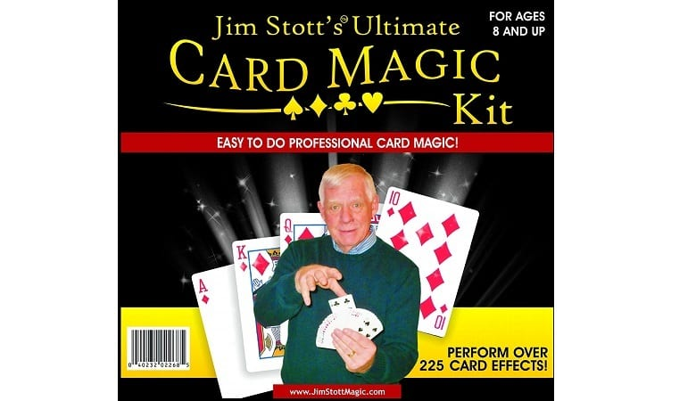 JIM STOTT'S ULTIMATE MAGIC CARD KIT
