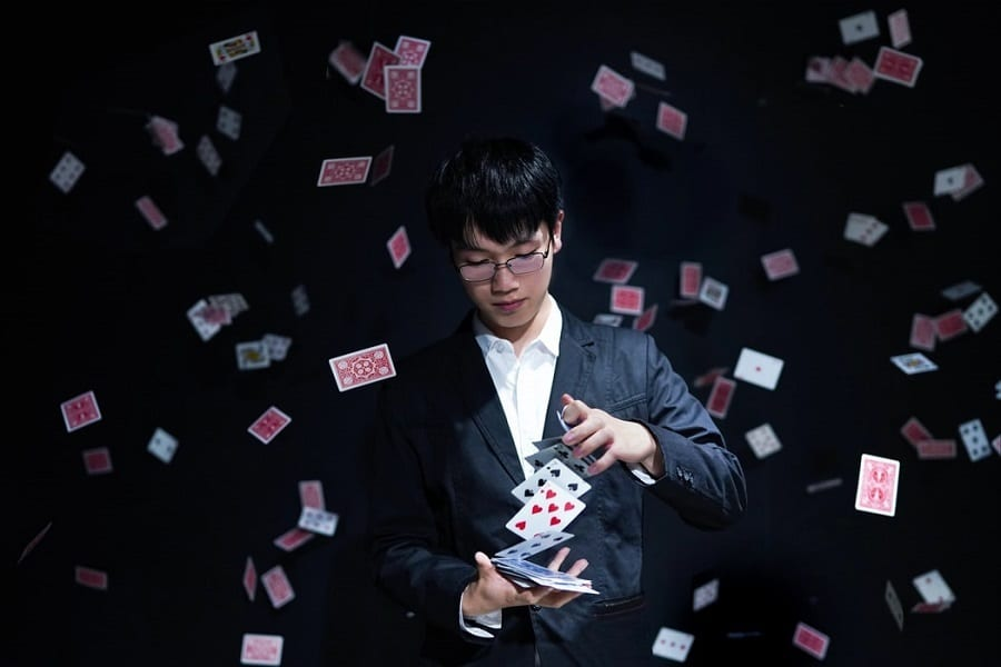 How To Organize Your First Magic Act