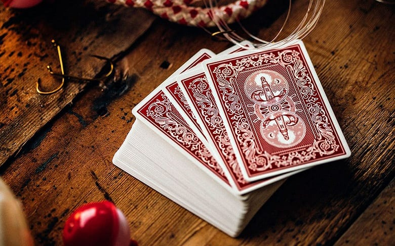 HOW DO YOU PICK A CARD TRICK?