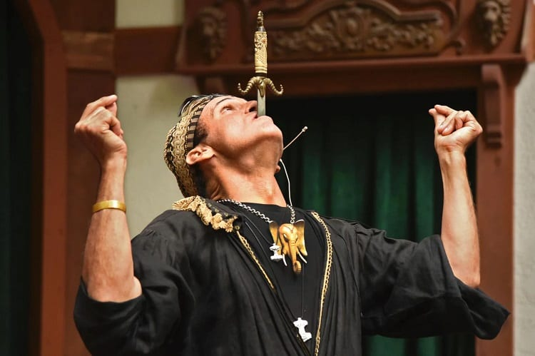 Sword Swallowing Has Been Around Forever