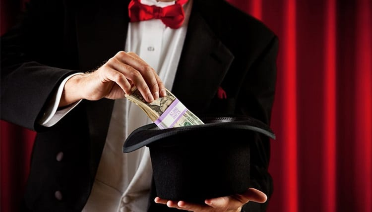 How Much On Average Do Magicians Earn?