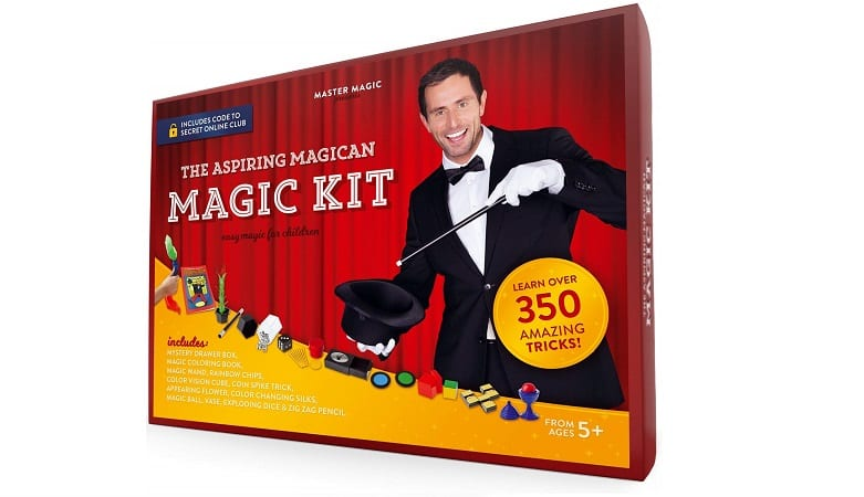 MASTERMAGIC MAGIC KIT FOR KIDS